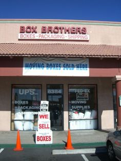 Box Brothers Las Vegas
