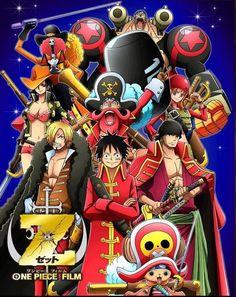 One Piece Z Film
