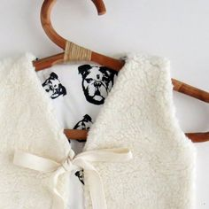 Items similar to Baby Girl Vest With English Bulldog Print, Organic Cotton Baby Vest, Toddler Girl Vest, Faux Fur Vests For Babies, Clothes For Baby Girls on Etsy Toddler Vest, Toddler Outfits, Baby Boy Outfits, Toddler Girl, Fur Vest Outfits, Fall Outfits, Baby Girl Vest, Baby Girls, Baby Boy Haircuts