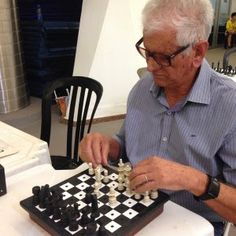 Deficiente Visual é Campeão em disputa de Xadrez | Portal PcD On-Line