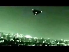 """▶ 極秘映像 アメリカ最新鋭反重力戦闘機 TR-3B Top secret """"US Air Force antigravity fighter TR-3B"""" - YouTube"""