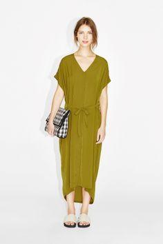 Monki spring 2015 dress casual true autumn color
