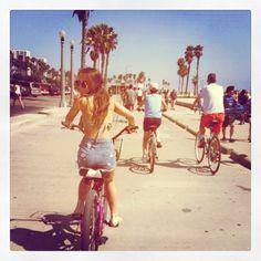 I miss summer.