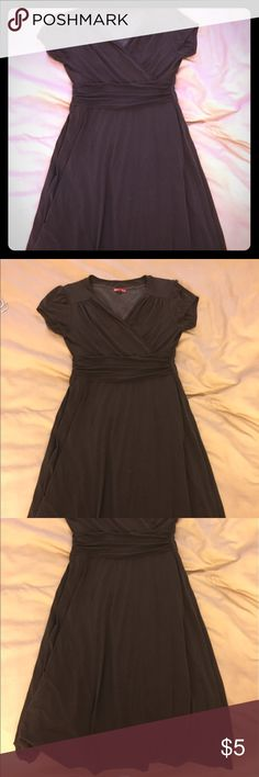 Small brown dress EUC Merona Dresses