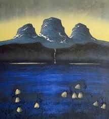 Eva Harr. Norsk grafiker