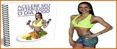 Como acelerar o metabolismo para queimar gordura mais rápido. Saiba mais.(clique na imagem).