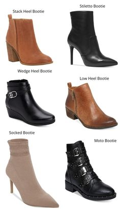 Bottines automne-hiver 2018-2019   6 boots tendances   Chaussures ... e09099cf3f43