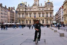 Hotel de Ville, Lyon.