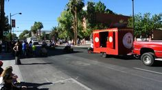 The Zelzah Shriners In The Nevada day parade on 10/31/2014 in Las Vegas