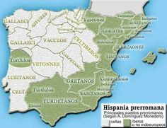 IBERIA - Tribus iberas Spain History, World History, Asturias Spain, Iberian Peninsula, Spain And Portugal, Historical Maps, Military History, Ancient History, Archaeology