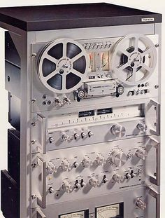 Pioneer RT-707 In The Pioneer Rack