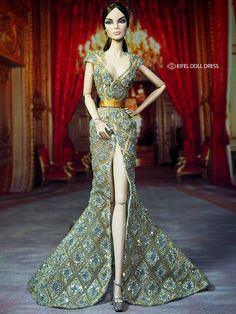 Check out the new dress on my eBay shop :) www.ebay.com/usr/eifeldolldress…