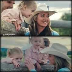 """cinthy lizeth 28 🐎 on Instagram: """"💕Beautiful image of Amber with Ruby/Emma and Graham ❤👪😍 (Amy, Ty and Lyndy) I wish a good weekend to all the Heartlanders 😎👍 Via instragram…"""""""