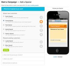 foursquare business plan