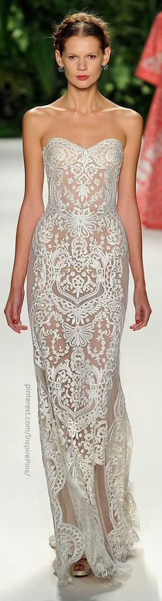 Spring 2014 Ready-to-Wear Naeem Khan