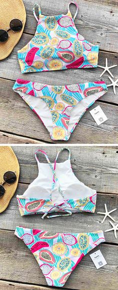 Live life on the beach~ Cute, hot and unique all in one! Its the perfect go to bathing suit for style and comfort! It has high quality and super comfy fit. Show off your stunning style in this gorgeous baby!