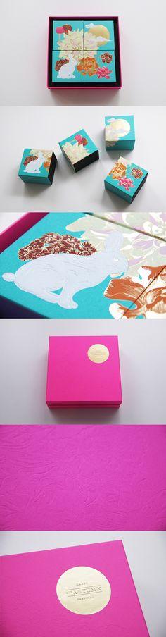 Moon Cake Packaging