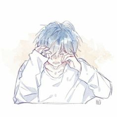 Don&Apos;T cry, soraru-san! random art i like in 2019 грус Manga Boy, Anime Boys, Cute Anime Boy, Manga Anime, Anime Art, Anime Triste, Image Clipart, Art Clipart, Dark Anime