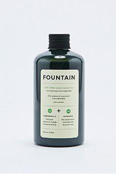 Fountain The Super Green Molecule Food Supplement