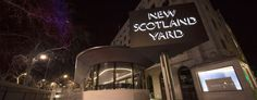 The iconic rotating sign for New Scotland Yard's new Victoria Embankment location posed huge challenges for Signbox, as creating a sign that could be illuminated at night meant that copying the original design was not an option Exterior Signage, Interior And Exterior, Sign Solutions, Architectural Signage, Illuminated Signs, Signage Design, Built Environment, Visual Communication, Things To Come
