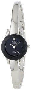 #Armitron 752433blk Diamond Accented Silver Tone  watch #2dayslook #new #watch #nice  www.2dayslook.com