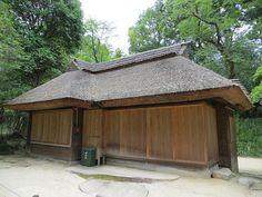 Kankitei teahouse, Kourakuen