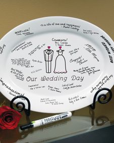 Our Wedding Day Platter. http://www.bluerainbowdesign.com/WeddingFavorProduct.aspx?ProductID=PR0317111749990aUBFIr482KpBRD99828=WEDDI=GROUP=WDISH