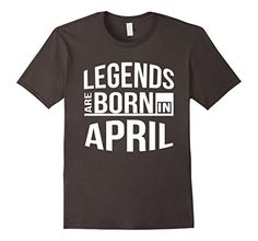Men's Legends Are Born In April T-Shirt 2XL Asphalt Legen... https://www.amazon.com/dp/B06XBGQYH6/ref=cm_sw_r_pi_dp_x_K-cTybVSVWPM3  #Legends_Are_Born_In_Shirts