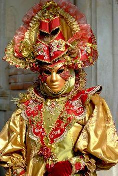 DSCF4916 | by HASHIOKI1978 Venetian Carnival Masks, Carnival Of Venice, Masquerade Fancy Dress, Masquerade Ball, Costume Venitien, Venice Mask, Art Costume, Hidden Face, Creative Costumes