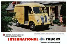 International Trucks 1951