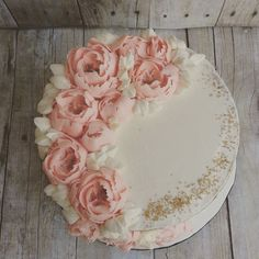How to make a buttercream peony