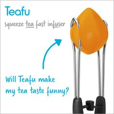 Of course not! Teafu is made from Swiss-tested LFGB grade silicone which is the best you can buy. Like traditional teapots, Teafu may collect tea tannins over time, and these tannins may stain the colour of your Teafu but the silicone will never make your tea taste like anything but tea.