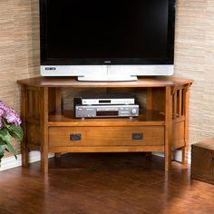 Boston Loft Furnishings ATG5888 Carson Corner Media TV Stand | ATG Stores