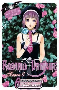 Rosario+Vampire Season 2 Vol. 06