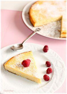 recette Gateau à la Ricotta, Polenta et Citron Gluten Free >> Touche 2 saveurs