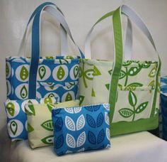 J Caroline Tote Bag Tutorial