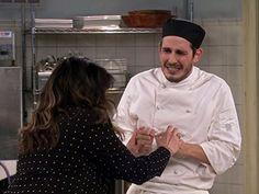 Valerie Bartinelli, Tate Ellington ~ Hot in Cleveland ~ Episode Stills ~ Season 6, Episode 19: Kitchen Nightmare (2015)