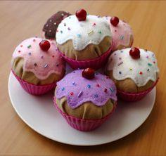 Search Results cupcake pincushion – Needle Work