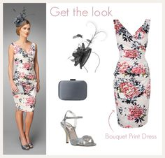 Phase Eight Kim Rose Dress Blue Spring Fashion Pinterest