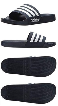 Sandals 11504  Adidas Mens Adilette Shower Locker Slide Shoe Water Sandal  Color Choice Aq17 - 4d2836340