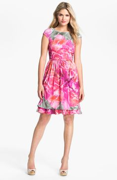Suzi Chin by Maggy Boutique Print Fit