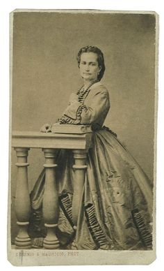 Guararapes. Viscondessa de; Cândida Ernestina Vitória Paes Barreto (LDPZ-6FP)
