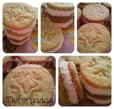 Galletitas merengadas :)