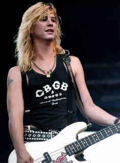 Team Guns N' Roses - Duff McKagan
