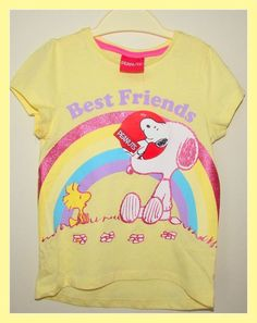 BNWT Peanuts Snoopy t shirt age 18 - 24 months