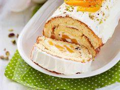 Pääsiäisen jälkiruoka on pashakääretorttu. Pashamainen maku syntyy suussa sulavasta kerma-rahkaseoksesta, persikasta, pistaasipähkinöistä ja rusinoista. Anna...