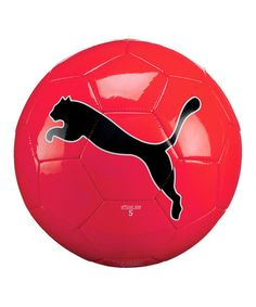 Take a look at this Red  Black USA Key Account Big Cat II Soccer Ball by PUMA on #zulily today!