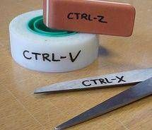 This a good way to teach people keyboard shortcuts