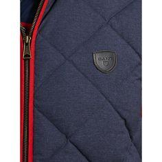 Buy Gant The Saint Germain Quilted Gilet Online at johnlewis.com