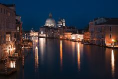 Venice | Italy | Nightscapes